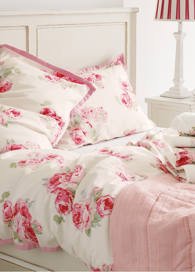 Laura Ashley--a bed of roses