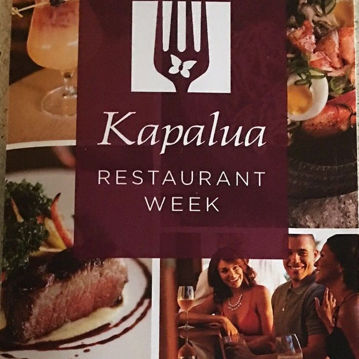 CIAO! Hope to see you in beautiful Kapalua this week! Great menu at great price!  Check out this addition to our menu on our fb page @tavernamaui #kapalua #restaurantweek #italian #aloha #seafood #pasta #steak #salad #dessert #luckywelivehawaii