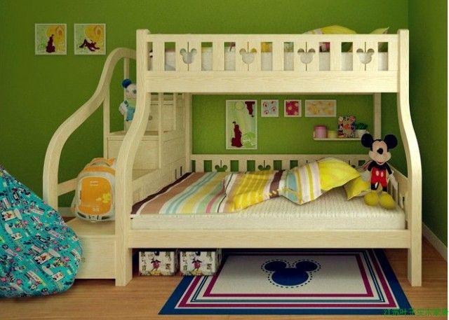 Encontrar m s camas infantiles informaci n acerca de de for Literas de madera para ninos