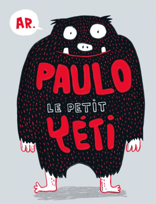 kids • illustration • children • book • art • drawing • monsters • cute • funny • creature • yeti