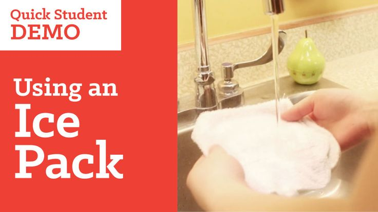 Need an ice pack? Our students show you how! http://www.saultcollege.ca/ads/Health/IcePack.html#utm_sguid=167290,b892fa48-a24d-1760-b059-d9ed23d926f7 @SaultCollege