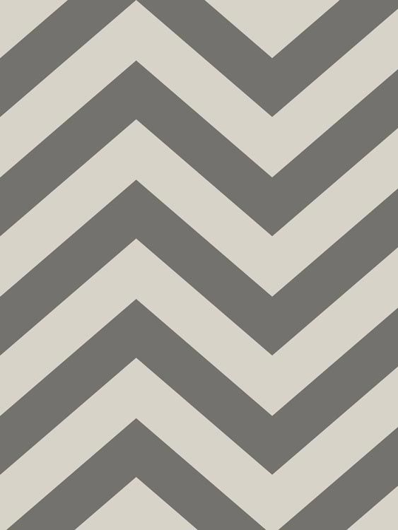 Self-adhesive, temporary wallpaper is great, not only for my commitment-phobia, but also because I've wanted to chevron SO many things and I am NOT skilled enough to pull that off!