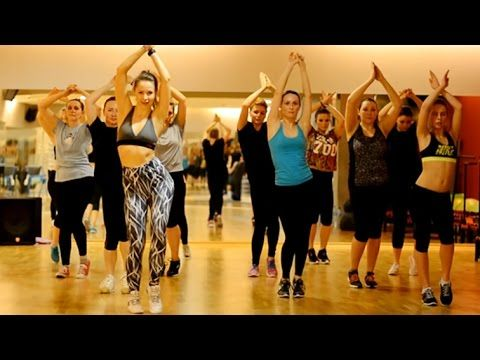 Zumba Dance Workout For Beginners Step By Step With Music   Soy Yo   Zumba Fitness   Just New - YouTube