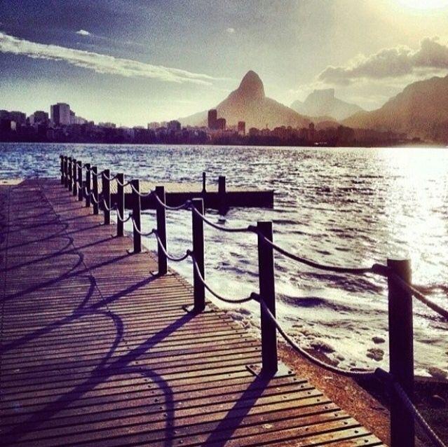Lagoa Rodrigo de Freitas Foto: Karen Schlösser #RiodeJaneiro #Brasil #CariocaDNA #CariocaStyle #RioEuAmoEuCuido