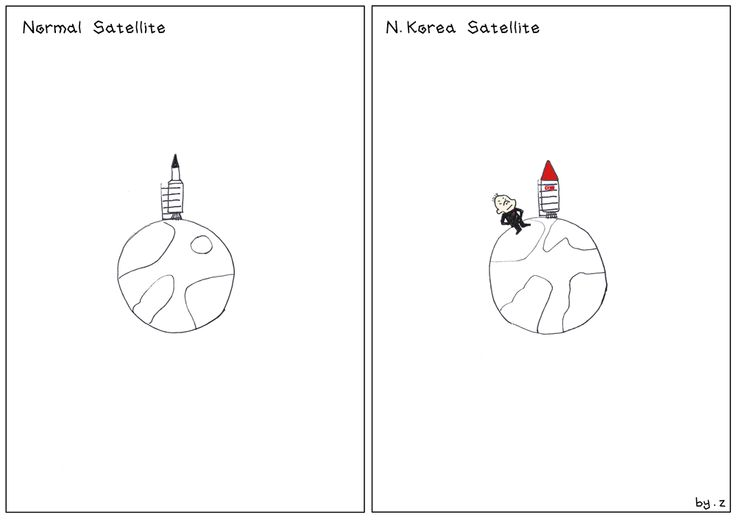 S.Satellite vs N.Satellite