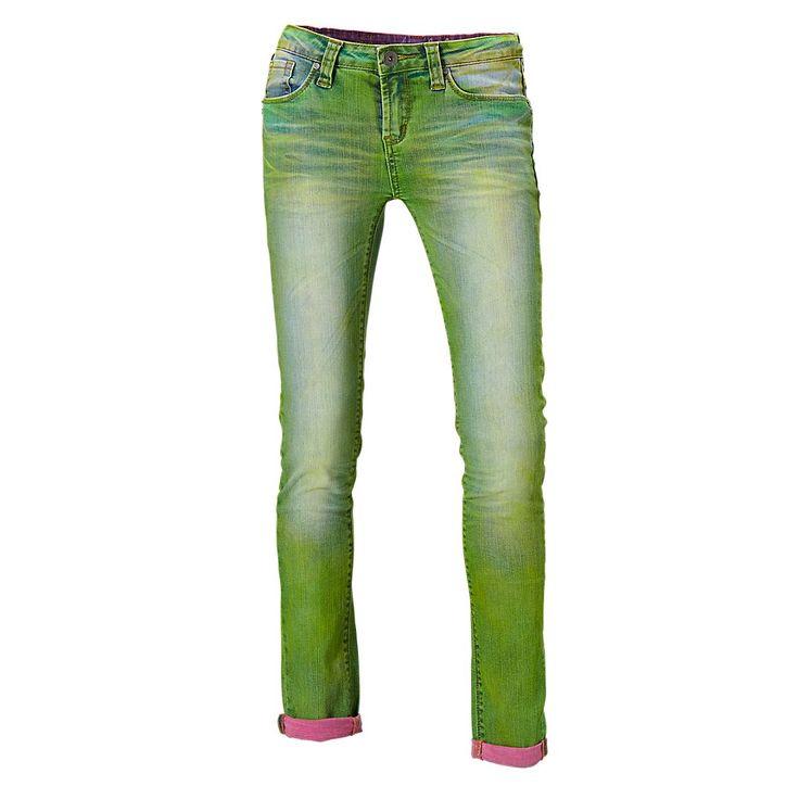 One Green Elephant gekleurde jeans? Bestel nu bij wehkamp.nl