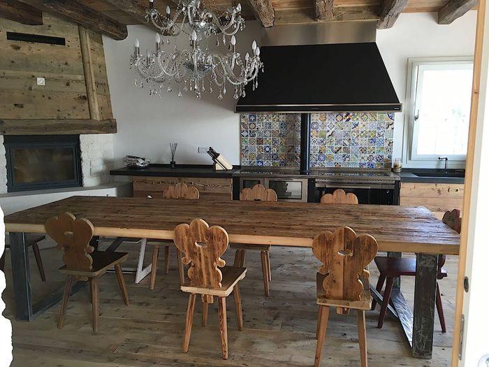 Ristrutturazione in legno: Taverna e Mansarda - Antichi Legni