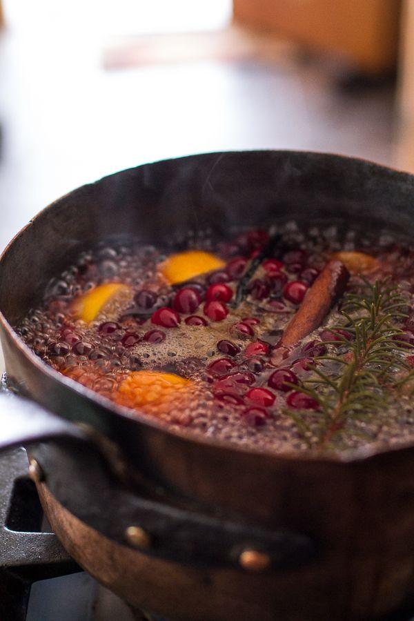 Homemade Holidays- Let's Make the House Smell Like Christmas   halfbakedharvest.com @hbharvest