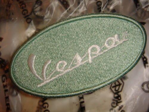 ★Vespa Piaggio Scooter patch official merchandise | eBay