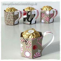 Süßes Weihnachtsgeschenk für Freundin, Großeltern oder Geschwister