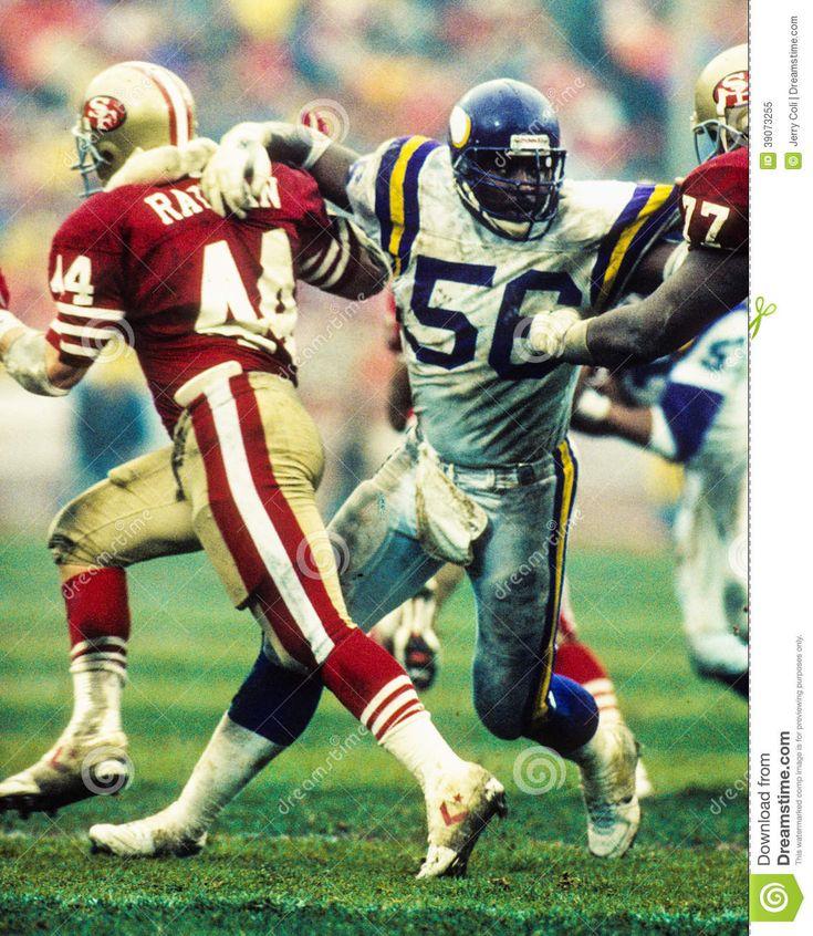 5977acc4e ... rc Former Minnesota LB 56. (image taken from color ... Chris  DolemanMinnesota Mens Nike Limited Tramaine Brock Minnesota Vikings Purple  Jersey NFL ...