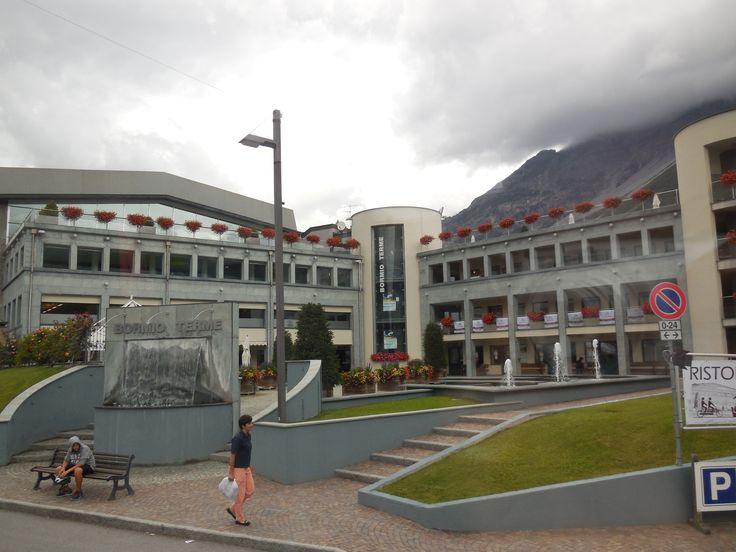 Terme di Bormio - Viaggio Stampa del sito www.eventinews24.com Ph Iaphet Elli