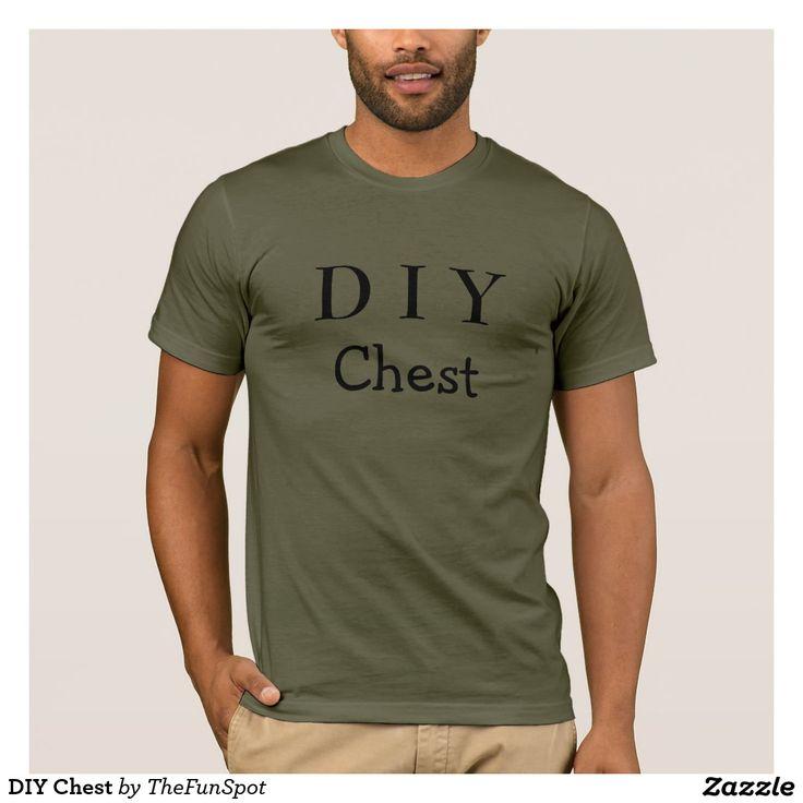 DIY Chest T-Shirt