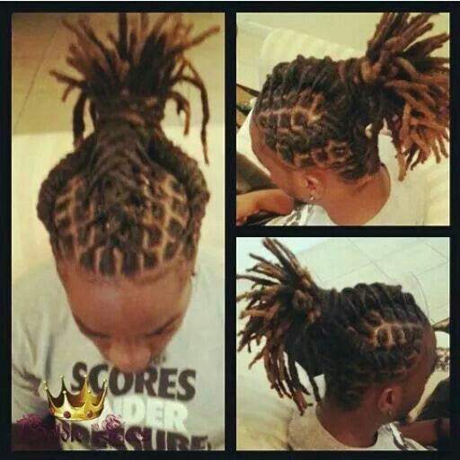 Dread Styles by Goldie Locs Creation