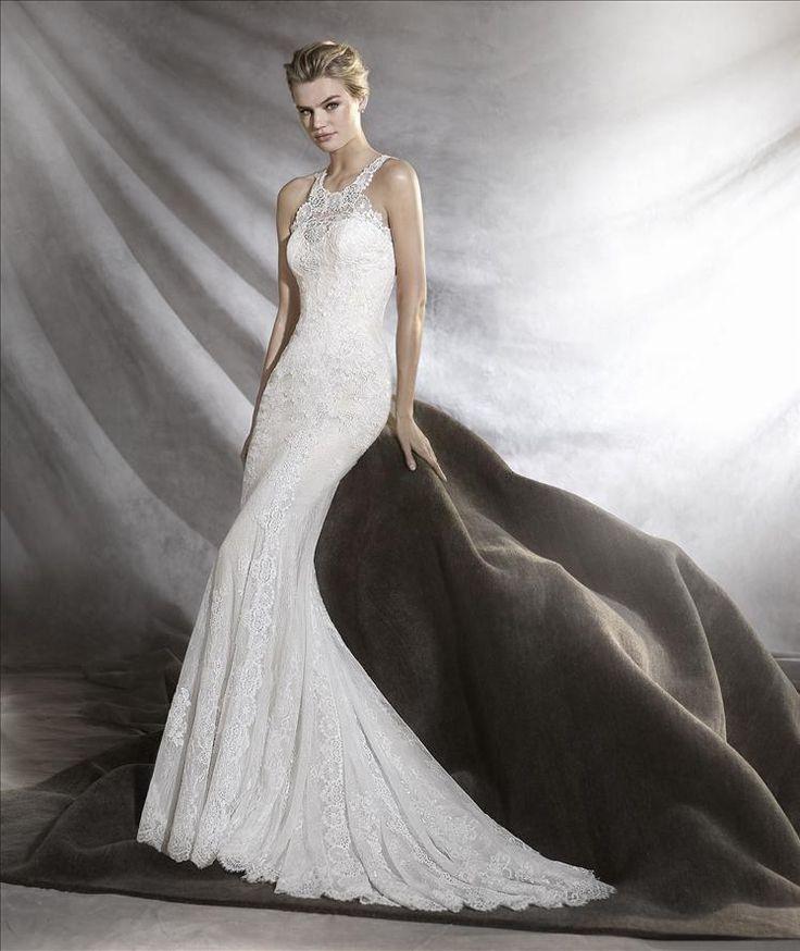 68 besten Pronovias Wedding Dresses Bilder auf Pinterest