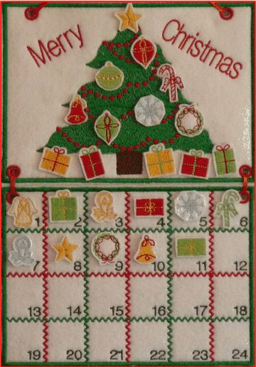 Calendar Embroidery Design : Best images about embroidery on pinterest