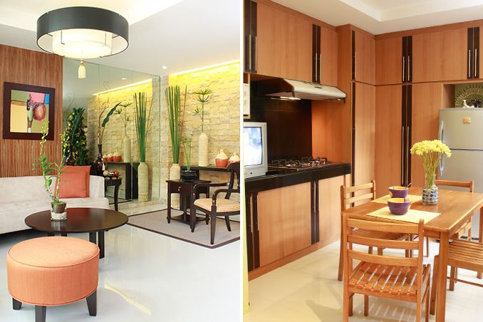 A 40sqm bungalow transformed into a two storey home for Interior house design of camella homes