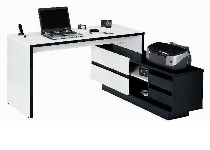 Eckschreibtisch schwarz  Die besten 25+ Schreibtisch schwarz Ideen auf Pinterest | weißes ...