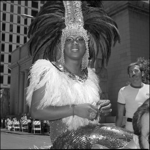 DISCO SINGER, GAY ICON SYLVESTER BORN September 6, 1948 - December ...