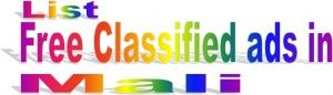Top free classified ads site list for advertising in Mali to sell furniture and others