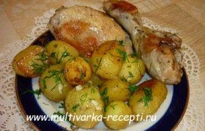 molodoy-kartofel-s-kuritsey-zapechennyiy-v-multivarke