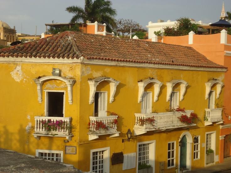 Casa del Centro de Cartagena de Indias