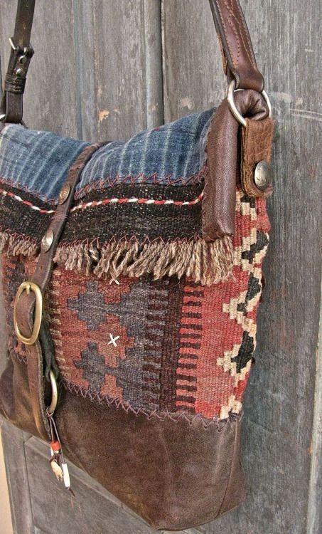 ☮ American Hippie Bohéme Boho Style ☮ Bag #SilkyJean #Bohemian #Boho www.silkyjean.com