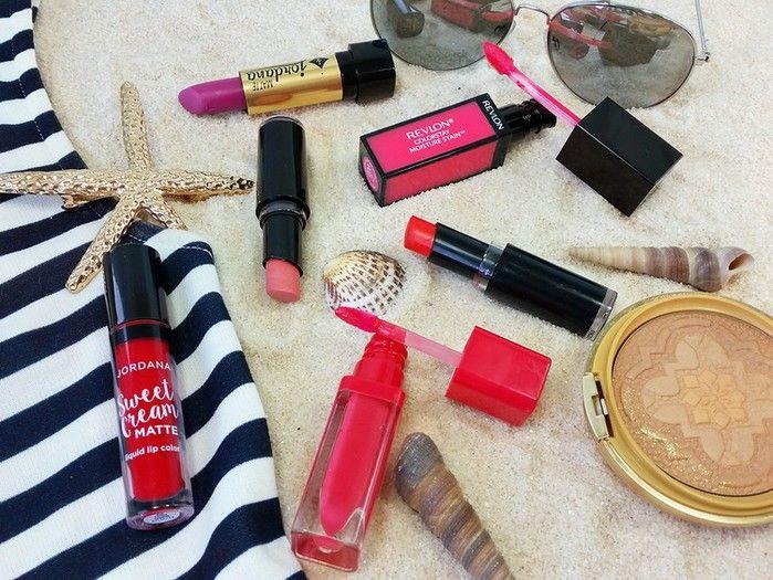 Lišpanje - Poletne žive ustnice - Click2Chic Blog