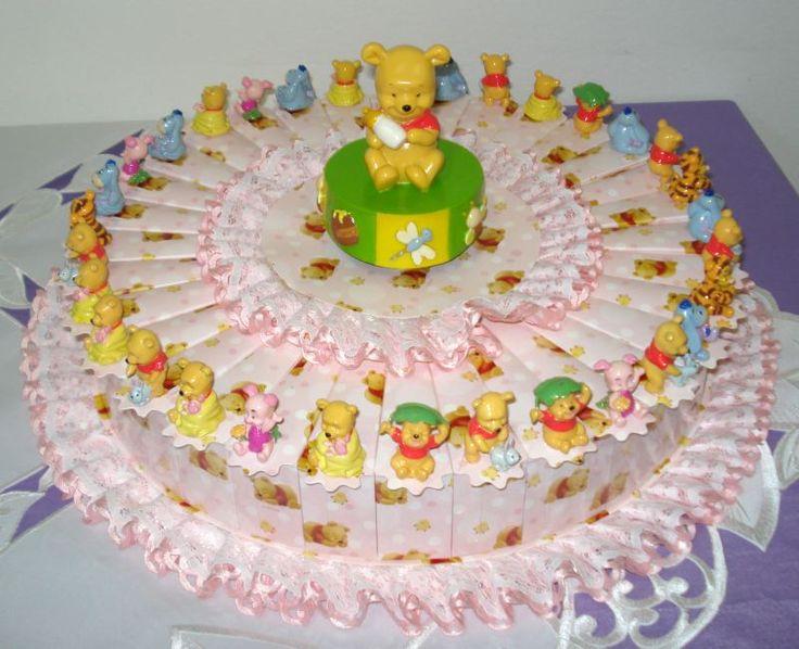 Centros mesa winnie pooh souvenirs fiestas infantiles for Decoracion winnie pooh para fiesta infantil