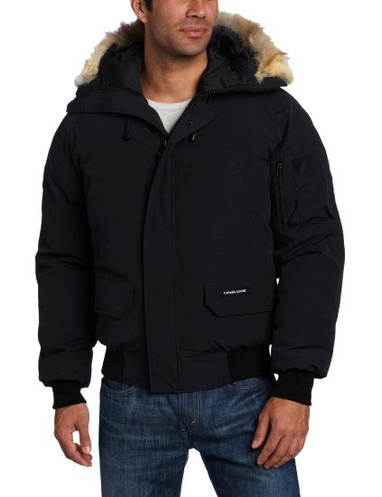 Amazon.com: Canada Goose Men's Chilliwack Bomber: Sports & Outdoors