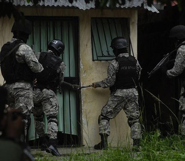 PANAMA,La Policía Nacional ha realizado en los últimos días operativos para capturar a pandilleros.