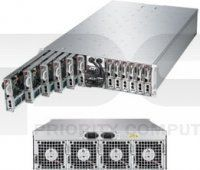 "The Supermicro Microcloud high density with 24/12/8 UP nodes in 3U excellent expansion capability with 1 PCI-E 3.0 x8 LP slot per node up to 2x 3.5"" hot-swap or 4x 2.5"" fixed SATA3.0 (6Gbps) HDDs per node intel® processor Atom™ C2750, Xeon® E5-2600 v2 and E3-1200 v2 / 1200 v3 families, AMD OpteronTM 3000 series http://gopcn.com/"