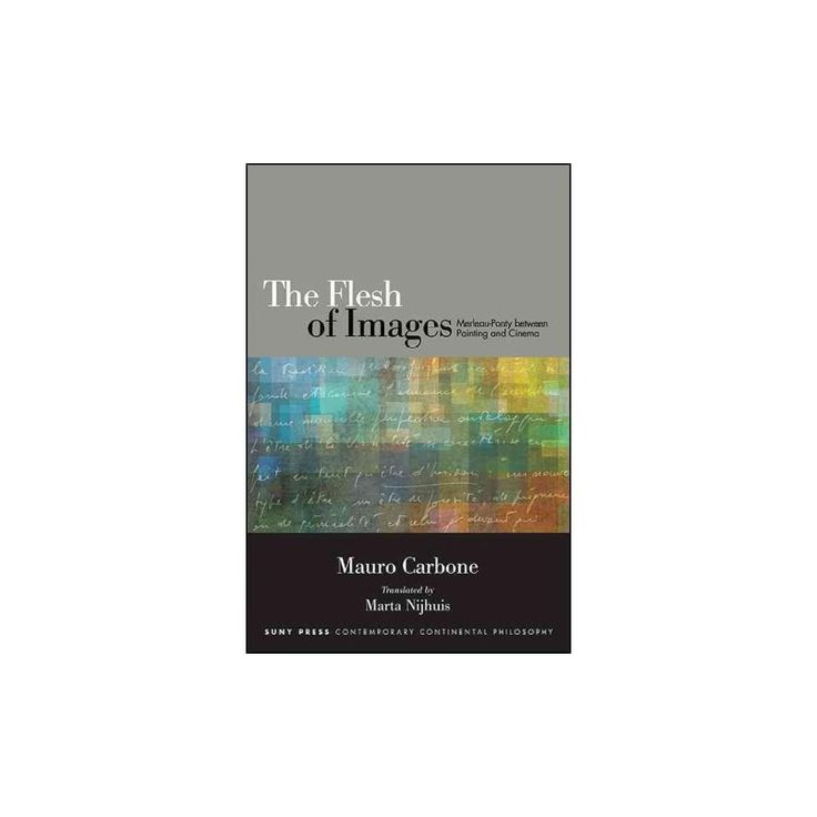 The Flesh of Images ( Suny Series in Contemporary Continental Philosophy) (Translation) (Hardcover)