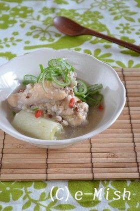 サムゲタン風雑穀スープ