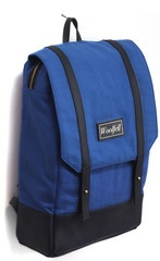 Backpack #madeinMTL from Woolfell