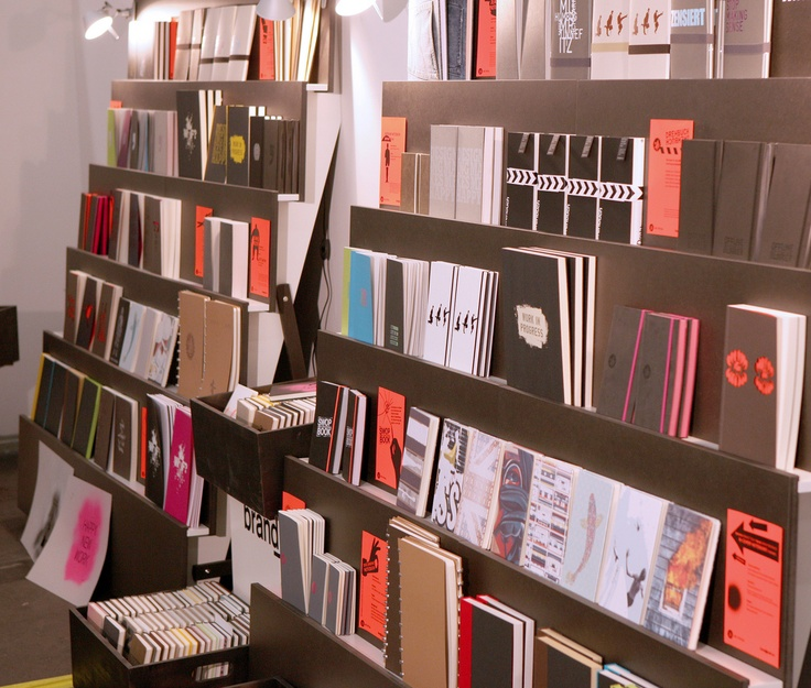 ADC Festival 2011 - Book Making Zone by brandbook.de
