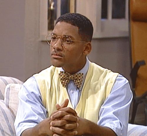 Will Smith, Fresh Prince Of Bel Air, Oh Really, Tell Me More ...