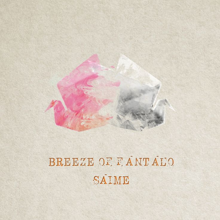 Cover Singolo di Saime Breeze of fantalo