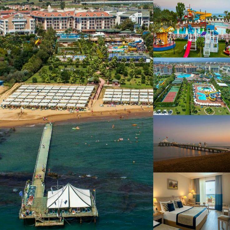 Side'de harika bir 5* otel Sentido Turan Prince Residence  Size özel fiyatlar için 08503333142  http://www.heryerdentatil.com/sentido-turan-prince-side.html