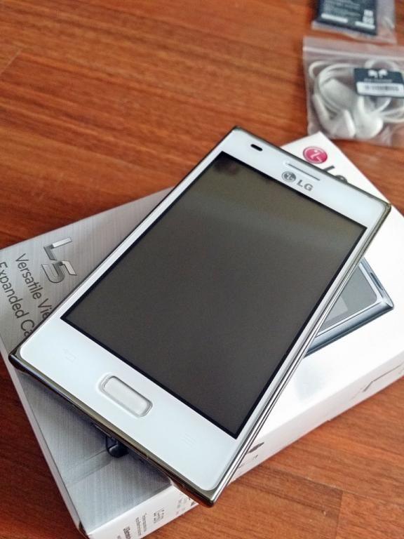 LG - E610 SWIFT L5