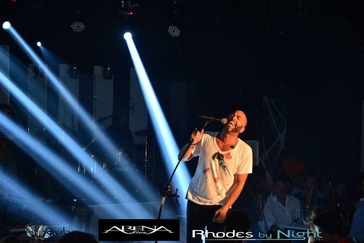 ..Αrena Live Summer 2014 - Rhodes