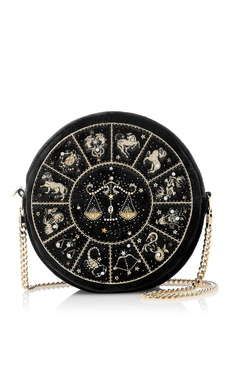 Libra Clutch by Preciously Paris | Moda Operandi