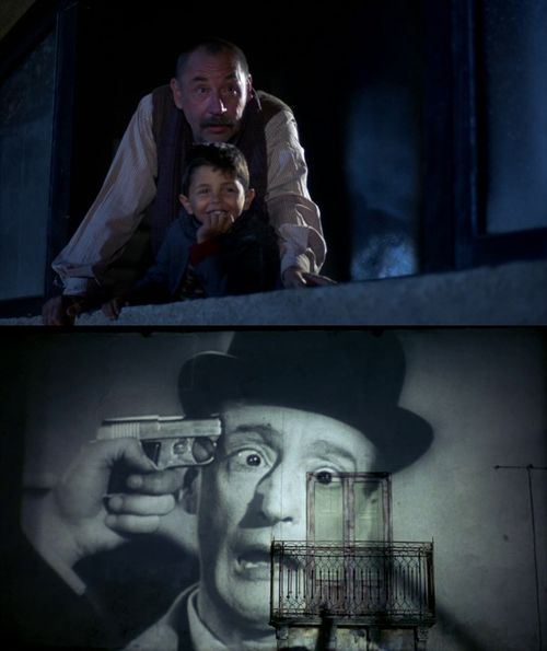 Cinema Paradiso (1988) dir. Giuseppe Tornatore...   film within a film