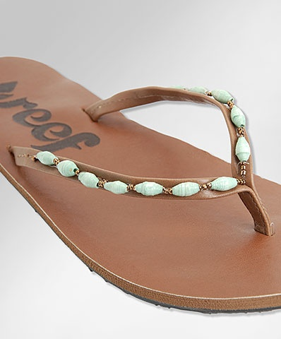 Handcrafted Beach Sandals // Reef Ugandal 4 // $44.00 >> BUY 1 GET 1 FREE sale in-store only