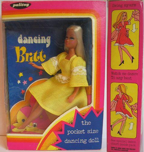 Palitoy pippa dancing Britt boxed