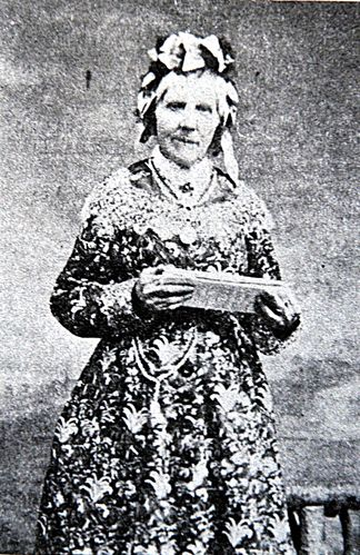 Queen Esther Faa Blythe - Northumberland Scots borders