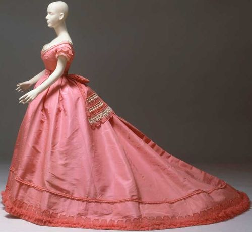 1387 Best Images About Vintage Fashion: 1850-1860s On