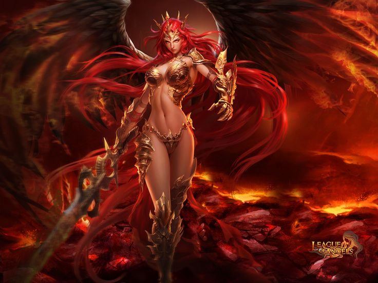 Connu 38 best League of Angels images on Pinterest | Character design  ET46