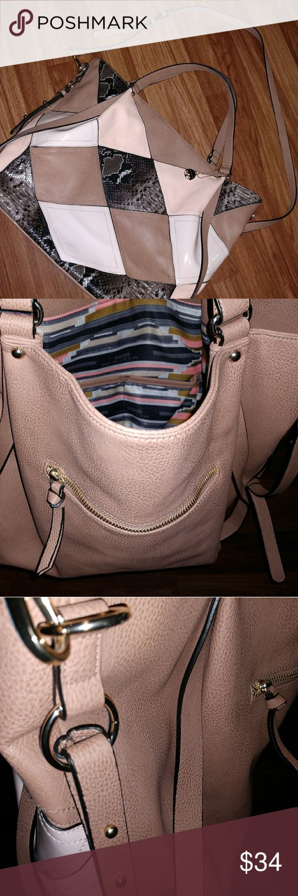 🍁🍂Nwot Big Buddha Oversized Shoulderbag Handbag Beautiful oversized Big Buddha Shoulderbag. NWOT! Perfect condition! Awesome for fall days! Open to all offers! Big Buddha Bags Shoulder Bags