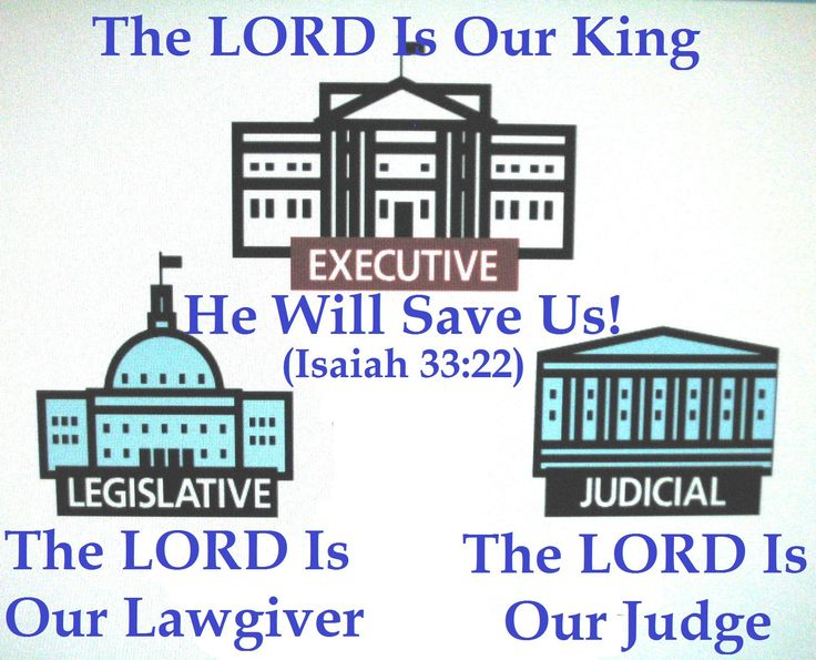 Image result for The Lord is our judge, the lord is our lawgiver